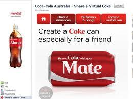 Coke page